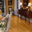 Bruce E8316 Butterscotch Engineered Hardwood - Staged Room