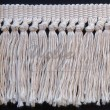 W3R4001 Smooth Knotted Fringe in Light Beige (1) Lead Image