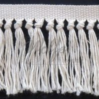 W5R3501 Smart Knotted Fringe in Light Beige (1) Lead Image