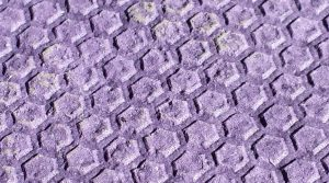 DuraHold Plus Rug Underlayment - Purple Back Side for Grip