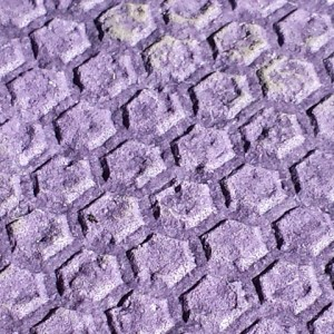 DuraHold Plus Rug Underlayment - Purple Back Side for Grip
