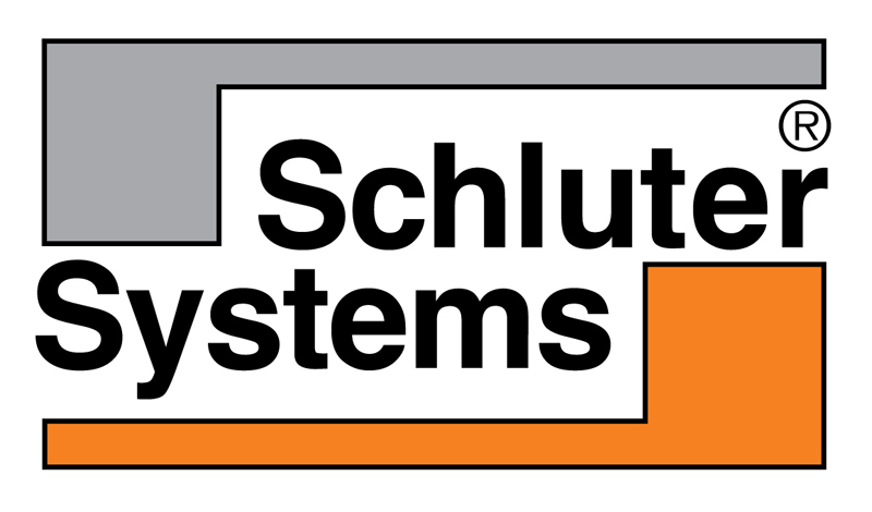 Schluter Systems - Makers of Edge Profiles, Membranes and More