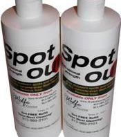 Spot Out - Two 16-oz. Bottles
