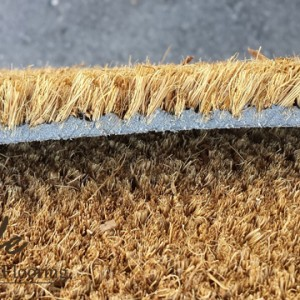 Natural Coconut Mat or Coco Mat or Coir Entrance Mat
