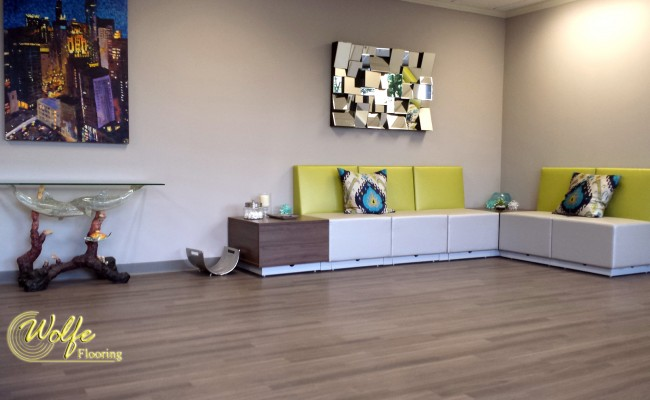 2015-07-30 Pharmaceutical Call Center and Lab 2 – Amtico Luxury Vinyl Plank