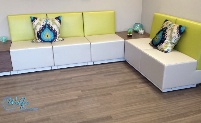 2015-07-30 Pharmaceutical Call Center and Lab 3 – Amtico Luxury Vinyl Plank