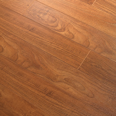 Laminate Tarkett New Frontiers Glueless Teak Bronze Swatch