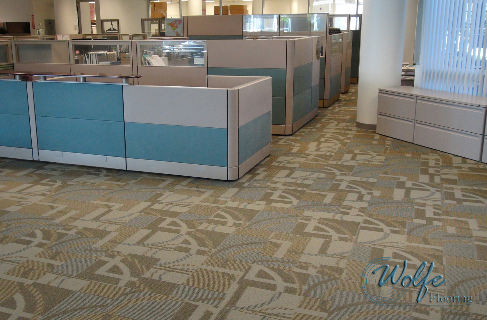 Aerospace Co Flooring