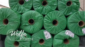 32-Ounce Double-Stick Synthetic Fiber Cushion (2) Stack