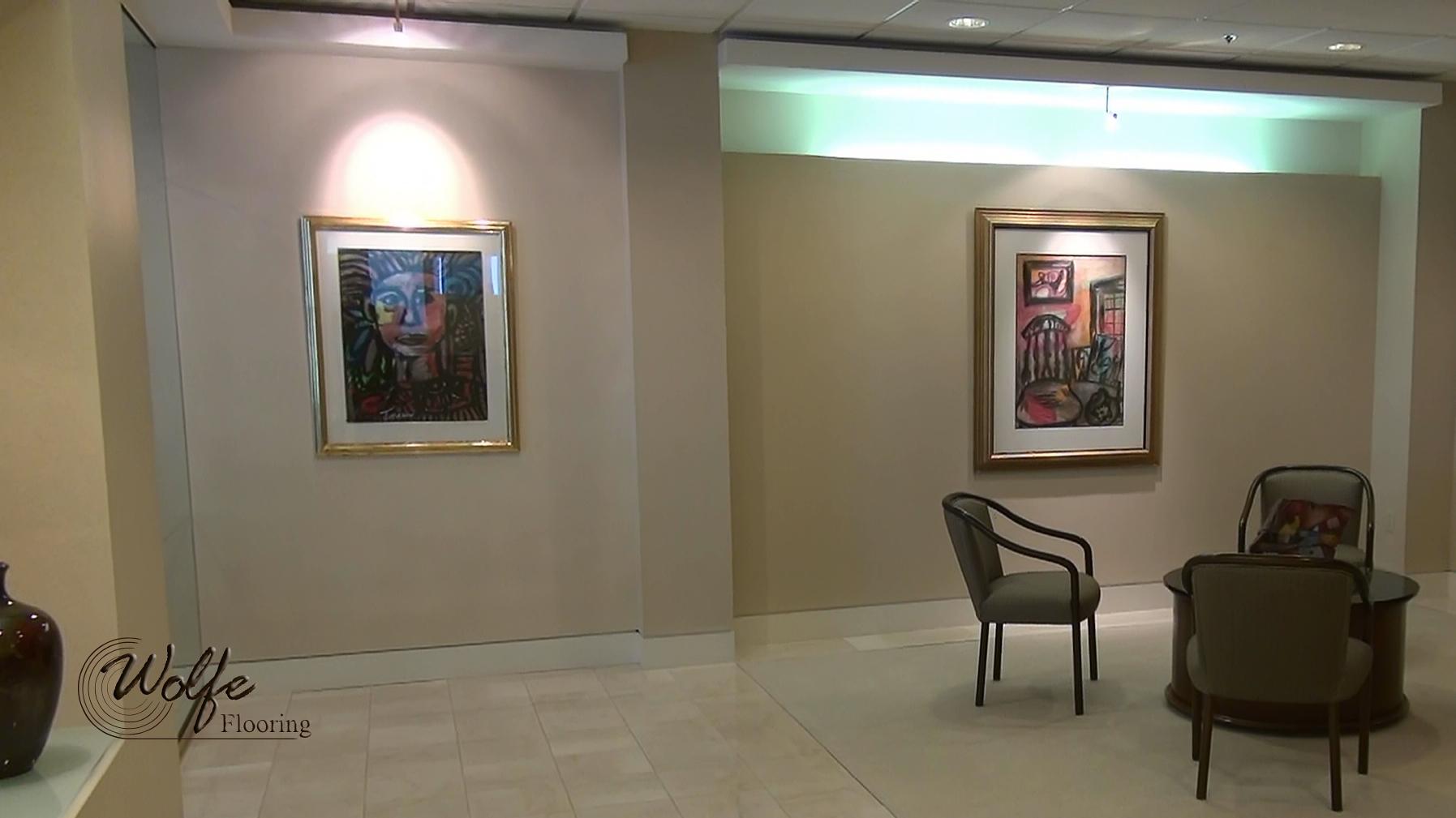 lawyer rule in favor of karastan carpet 1 foyer entry