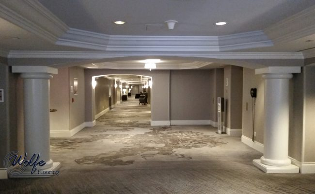 2016 Tai Ping Carpet for Hotel Resort 08 – Meeting Rooms' Corridor