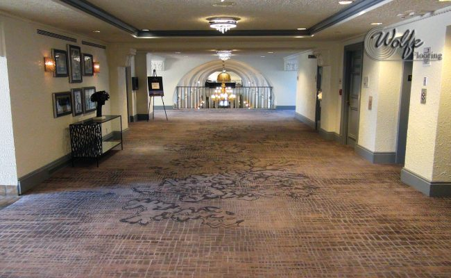 2016 Tai Ping Carpet for Hotel Resort 10 – Mezzanine Corridor