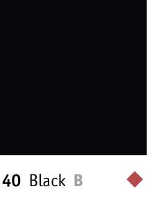 Johnsonite ColorMatch Color Palette A Black 40