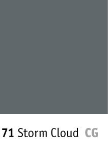 Johnsonite ColorMatch Color Palette A Storm Cloud 71
