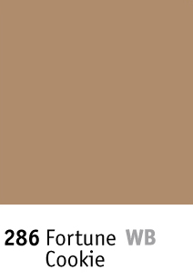 Johnsonite ColorMatch Color Palette B Fortune Cookie 286