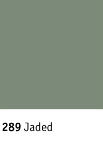 Johnsonite ColorMatch Color Palette B Jaded 289
