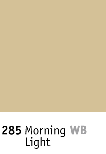 Johnsonite ColorMatch Color Palette B Morning Light 285