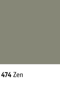 Johnsonite ColorMatch Color Palette B Zen 474