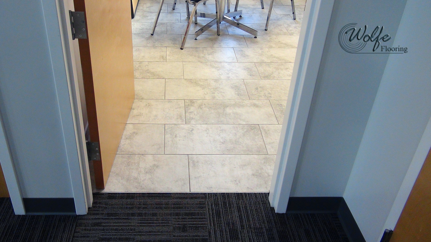 Flags, Carpet Tile, and Ceramic Tile