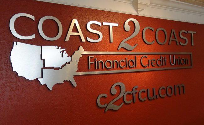 Coast 2 Coast (1) Sign