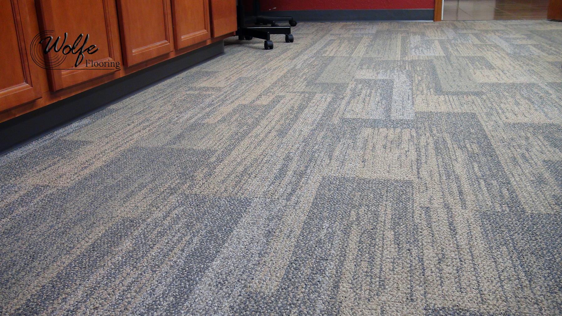 Coast 2 And Interface Carpet Tile